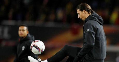 Ngay Man United khong Ibrahimovic - Anh 1