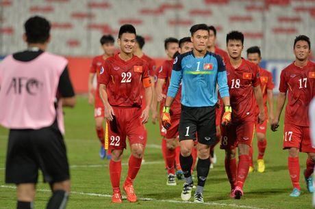 Lam nen lich su, U19 Viet Nam khong quen dong bao mien Trung - Anh 2