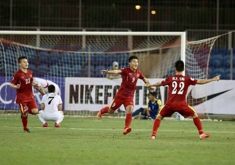 BLV Vu Quang Huy: U19 Viet Nam se danh bai Bahrain tren loat 'dau sung' - Anh 2