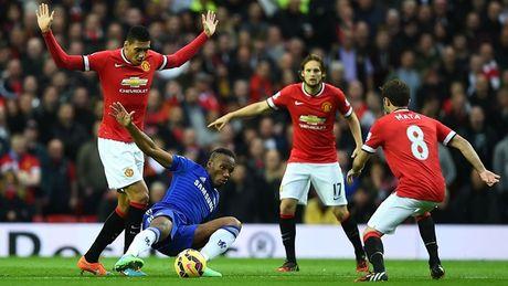Chelsea 'ha nhuc' M.U 4 nam lien o Stamford Bridge - Anh 1