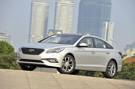 Hyundai trieu hoi hang trieu xe Sonata va Sonata Hybrid - Anh 2