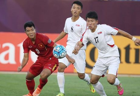 Hanh trinh cua U19 Viet Nam toi vong tu ket U19 chau A 2016 - Anh 1