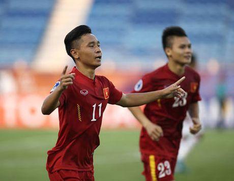 Hanh trinh cua U19 Viet Nam toi vong tu ket U19 chau A 2016 - Anh 4