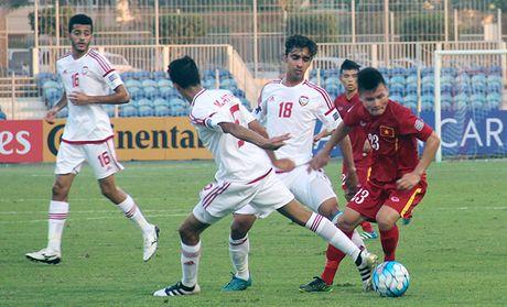 Hanh trinh cua U19 Viet Nam toi vong tu ket U19 chau A 2016 - Anh 5