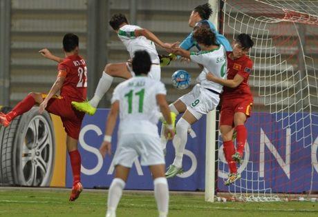 Hanh trinh cua U19 Viet Nam toi vong tu ket U19 chau A 2016 - Anh 8