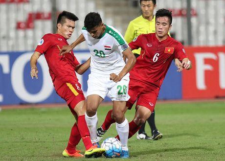 Hanh trinh cua U19 Viet Nam toi vong tu ket U19 chau A 2016 - Anh 9