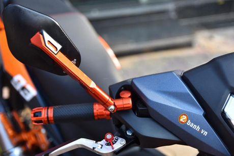 Honda Winner 150 'do khung' phong cach RepSol tai VN - Anh 3