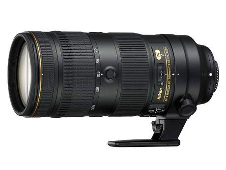 Ong kinh Nikon 70-200mm f/2.8 moi cai thien chat luong quang hoc va chong rung - Anh 1