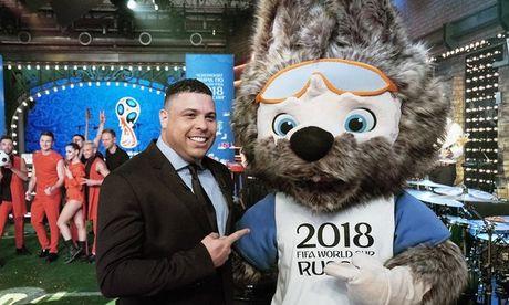 Nga cong bo linh vat World Cup 2018 - Anh 1
