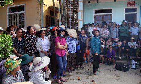 Hoi Nha bao Viet Nam : Dong hanh cung nguoi dan vung lu - Anh 5