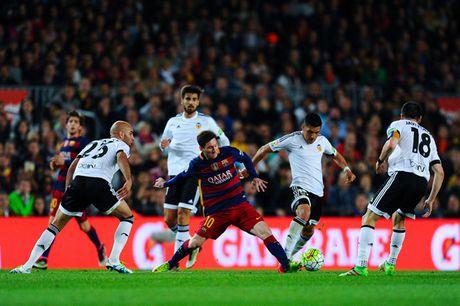 21 gio 15 hom nay, TRUC TIEP Valencia - Barcelona - Anh 1