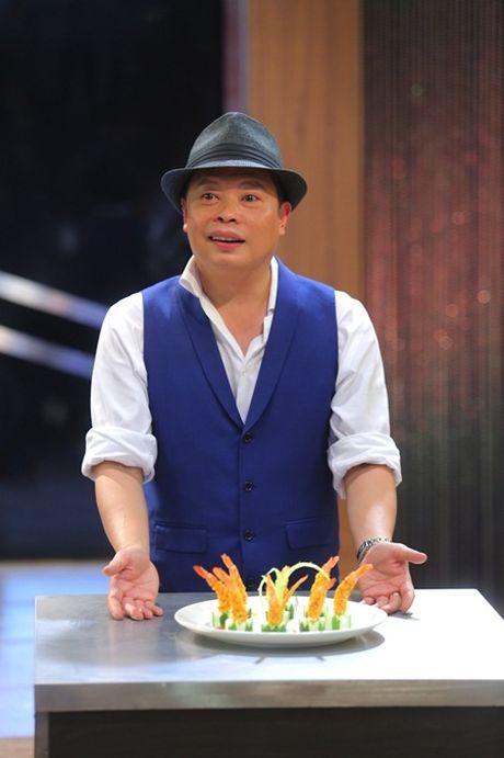 "Vua dau bep nhi: Bo ba quyen luc vao bep tro tai, Top 12 ""hoang mang"" - Anh 2"