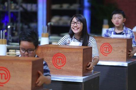 "Vua dau bep nhi: Bo ba quyen luc vao bep tro tai, Top 12 ""hoang mang"" - Anh 7"