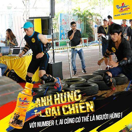 Runner Thanh Vu chinh thuc lam host tai cuoc thi Anh hung Dai chien - Anh 2