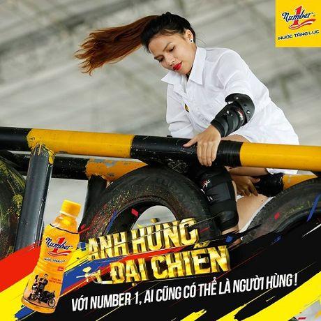 Runner Thanh Vu chinh thuc lam host tai cuoc thi Anh hung Dai chien - Anh 3