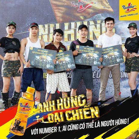 Runner Thanh Vu chinh thuc lam host tai cuoc thi Anh hung Dai chien - Anh 5