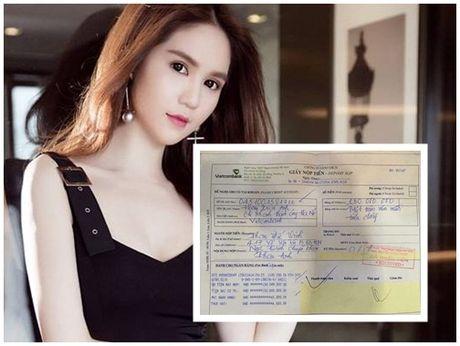 Sao Viet ung ho mien Trung bi 'nem da': Nguoi im lang, ke xu long - Anh 3