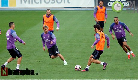 "Dac biet tu Real: Phong vien Viet Nam di ""san"" Ronaldo - Anh 5"