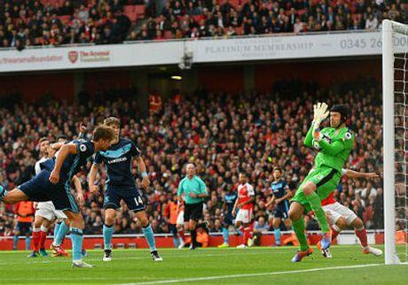 Chi tiet Arsenal - Middlesbrough: Ap luc de nang (KT) - Anh 5