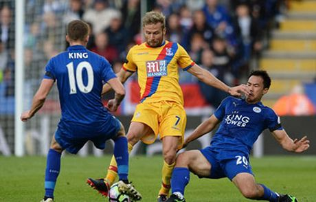 Chi tiet Leicester City - C.Palace: Tung bung (KT) - Anh 3