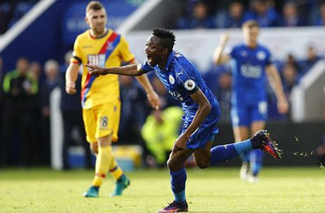 Chi tiet Leicester City - C.Palace: Tung bung (KT) - Anh 5