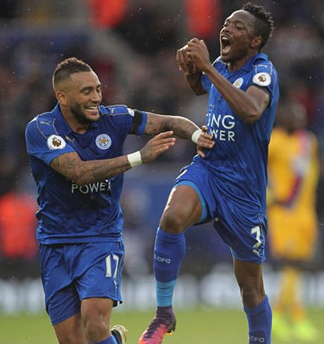 Chi tiet Leicester City - C.Palace: Tung bung (KT) - Anh 6
