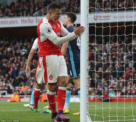 Arsenal - Middlesbrough: Khong nhu giac mo - Anh 1