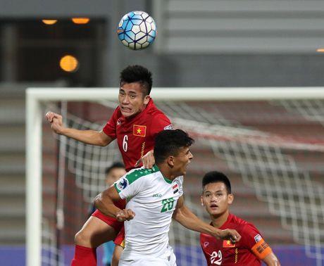 U19 Viet Nam duoc 'bom doping tinh than' truoc tran quyet dau ve World Cup - Anh 2