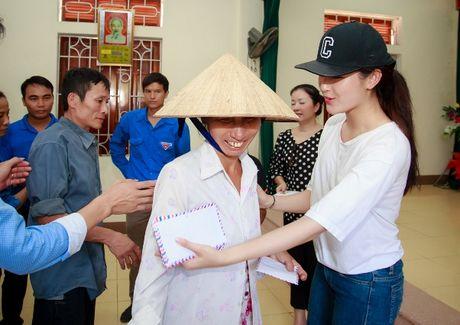 An voi bat my tom, A hau Huyen My hoi ha di tu thien o mien Trung - Anh 5