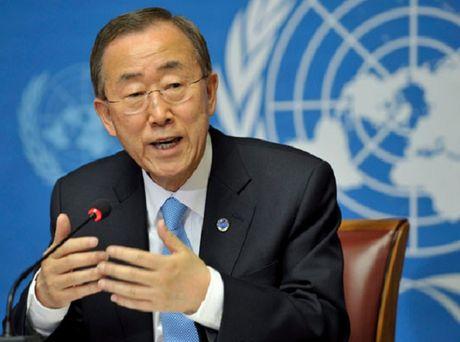Ong Ban Ki-moon can nhac chay dua chuc Tong thong Han Quoc - Anh 1