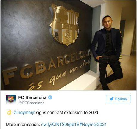 'Ga khong lo xu Catalan' troi chan Neymar - Anh 2