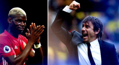 Conte tiet lo uoc mo cua Pogba, Mourinho co an mung ban thang vao luoi Chelsea? - Anh 1