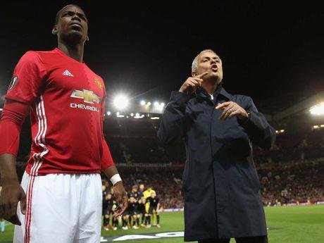 Conte tiet lo uoc mo cua Pogba, Mourinho co an mung ban thang vao luoi Chelsea? - Anh 2