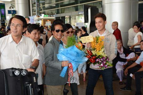 Che Linh rang ro cung vo ve Viet Nam chuan bi cho liveshow tai Ha Noi - Anh 3