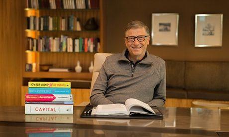 Bill Gates khong hoi han vi bo hoc Harvard - Anh 1
