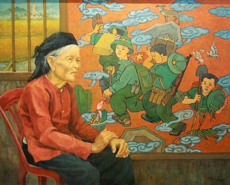 Viet Nam yen binh qua co ve cua cac hoa si Co Do - Anh 19