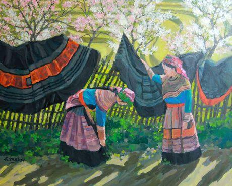 Viet Nam yen binh qua co ve cua cac hoa si Co Do - Anh 21
