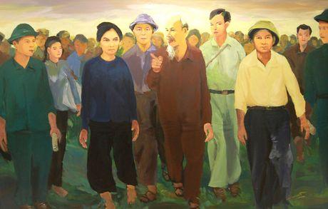Viet Nam yen binh qua co ve cua cac hoa si Co Do - Anh 5