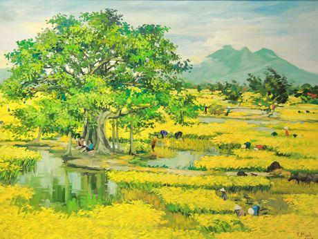 Viet Nam yen binh qua co ve cua cac hoa si Co Do - Anh 9