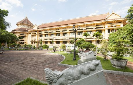 Bao tang Lich su Viet Nam - Anh 1