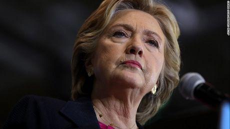 Tru so chien dich tranh cu cua ba Clinton so tan khan trong dem - Anh 1