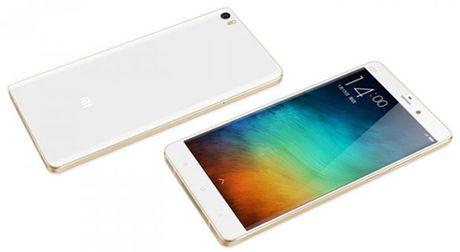 Xiaomi Mi Note 2 cung theo trao luu man hinh cong - Anh 1