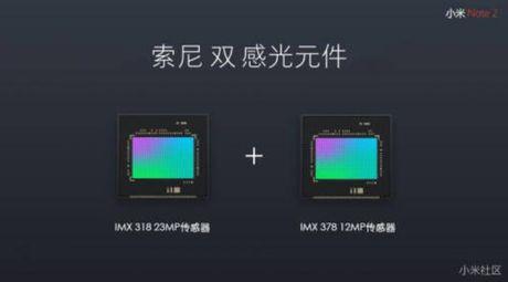 Xiaomi Mi Note 2 cung theo trao luu man hinh cong - Anh 4
