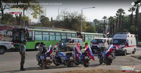 Ngung ban Aleppo sup do, phien quan sat hai 150 thuong dan - Anh 1