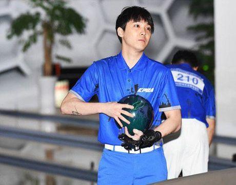 'Cu giao' Kim Soo Hyun choi bowling than sau, theo duoi su nghiep VDV chuyen nghiep - Anh 4