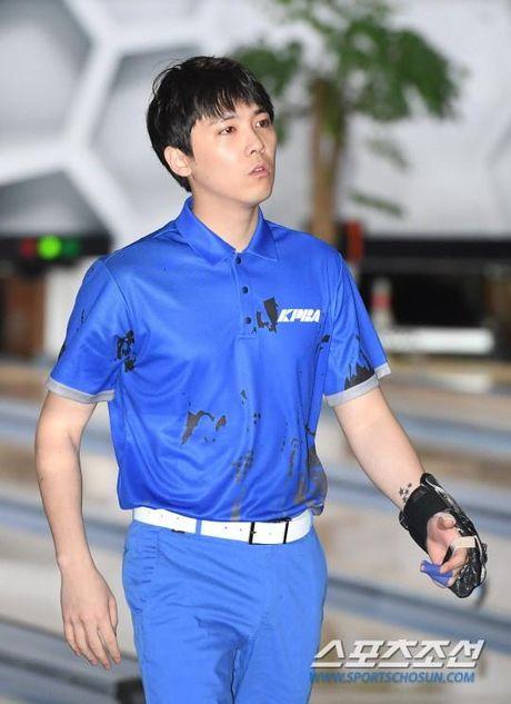 'Cu giao' Kim Soo Hyun choi bowling than sau, theo duoi su nghiep VDV chuyen nghiep - Anh 5