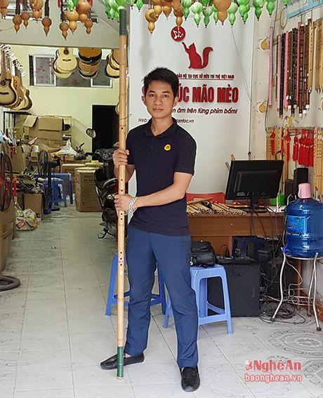 Cay sao truc lon nhat Viet Nam - Anh 2