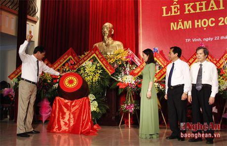Gan 1.500 tan sinh vien Dai hoc Y khoa Vinh don chao nam hoc moi - Anh 4