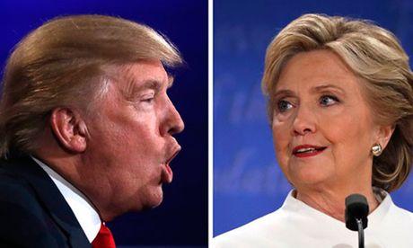 50% dang vien Cong hoa khong cong nhan neu Clinton thang cu - Anh 1