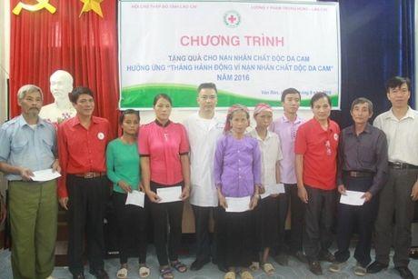 Vi luong y luon hanh thien giu ven tam long 'song la cho di' - Anh 3